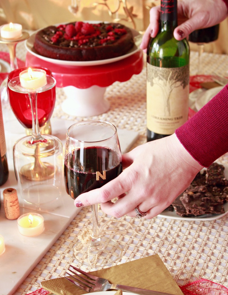 How to host the perfect valentine's day wine and chocolate party
