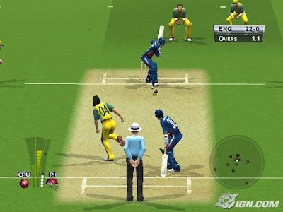 Cricket 2000 PC Game Free Download