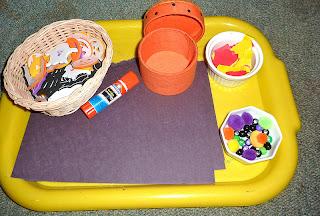 Montessori-Halloween-Tray