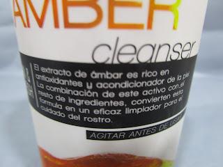Imagen Limpiadora Amber Cleanser de Fancy Handy