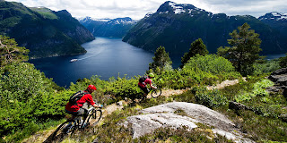 Cycling in Norway: Go Green!