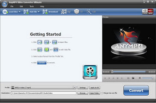 AnyMP4 Video Converter Ultimate 7.0.36 Multilingual Full Patch
