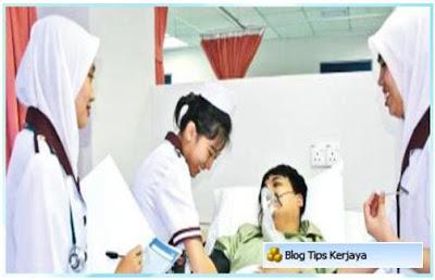 Perkhidmatan Perubatan Sekunder & Tertiar Jururawat