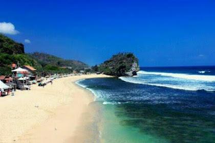 Info Lengkap Pantai Indrayanti Jogja, Harga Tiket Masuk & Lokasi + Akomodasi Beach Jogja