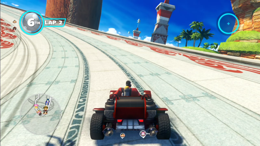 Sonic all Stars Racing Transformed PC Download - Free ...