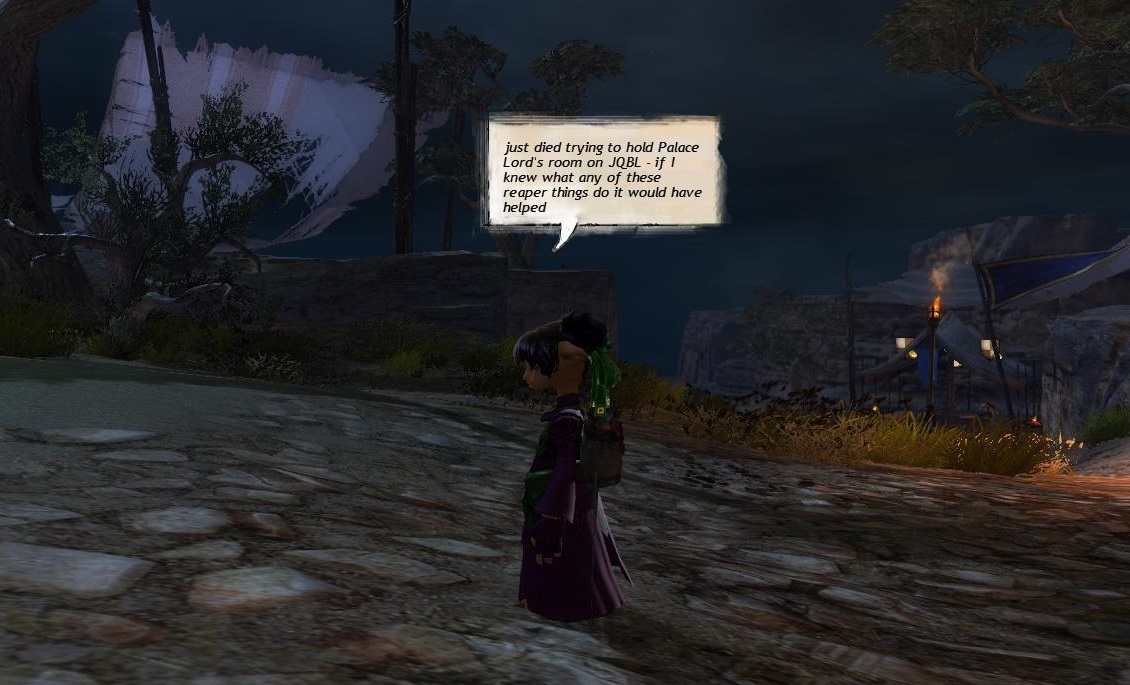 Inventory Full: From A Distance : GW2