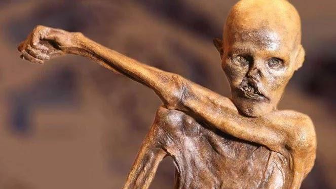 Misteri Kutukan Mumi Otzi yang Menewaskan Para Penemunya
