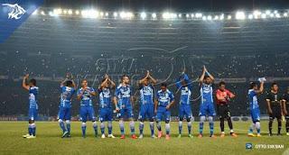 Persib Bandung Lepas 6 Pemain, Termasuk Taufik dan David Laly