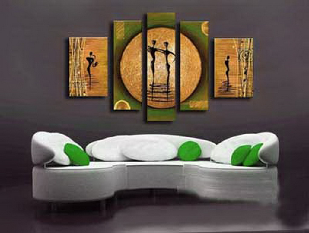 Cuadros pinturas oleos decoraci n moderna cuadros para for Cuadros modernos decoracion para tu dormitorio living