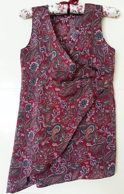 asimetrik anvelop bluz