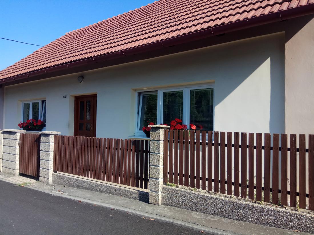 Дом в Пршиборе