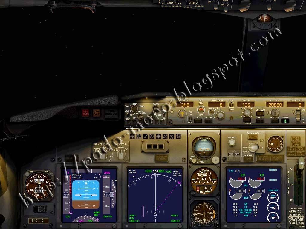 Boeing 737 900er Fsx Simulator Game - pastmonkey