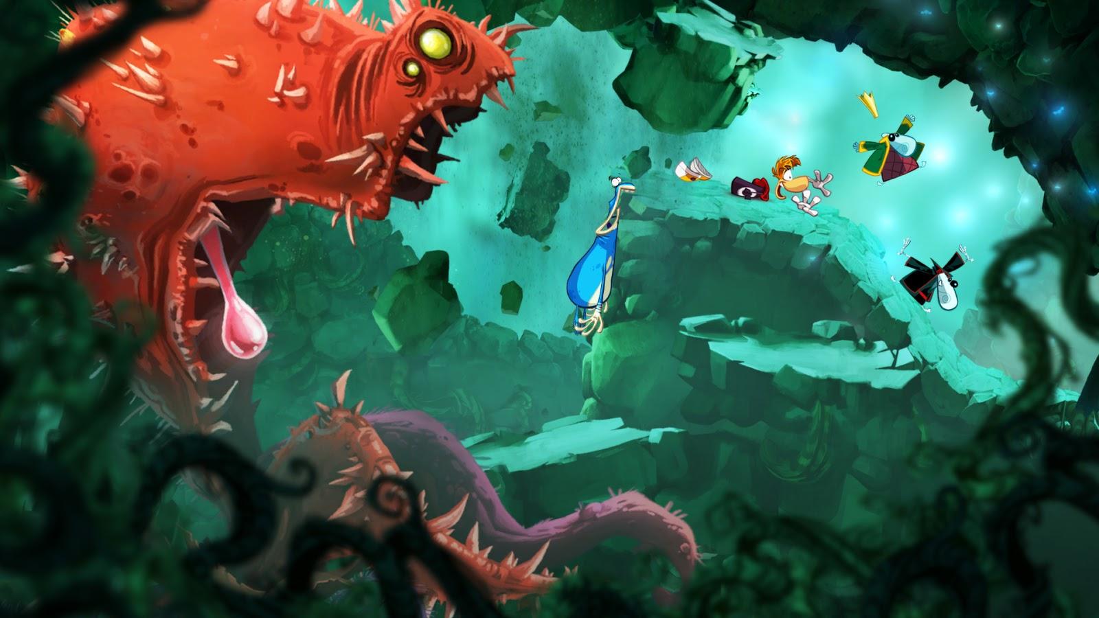 Rayman Origins ESPAÑOL PC Descargar Full (PROPHET) 1