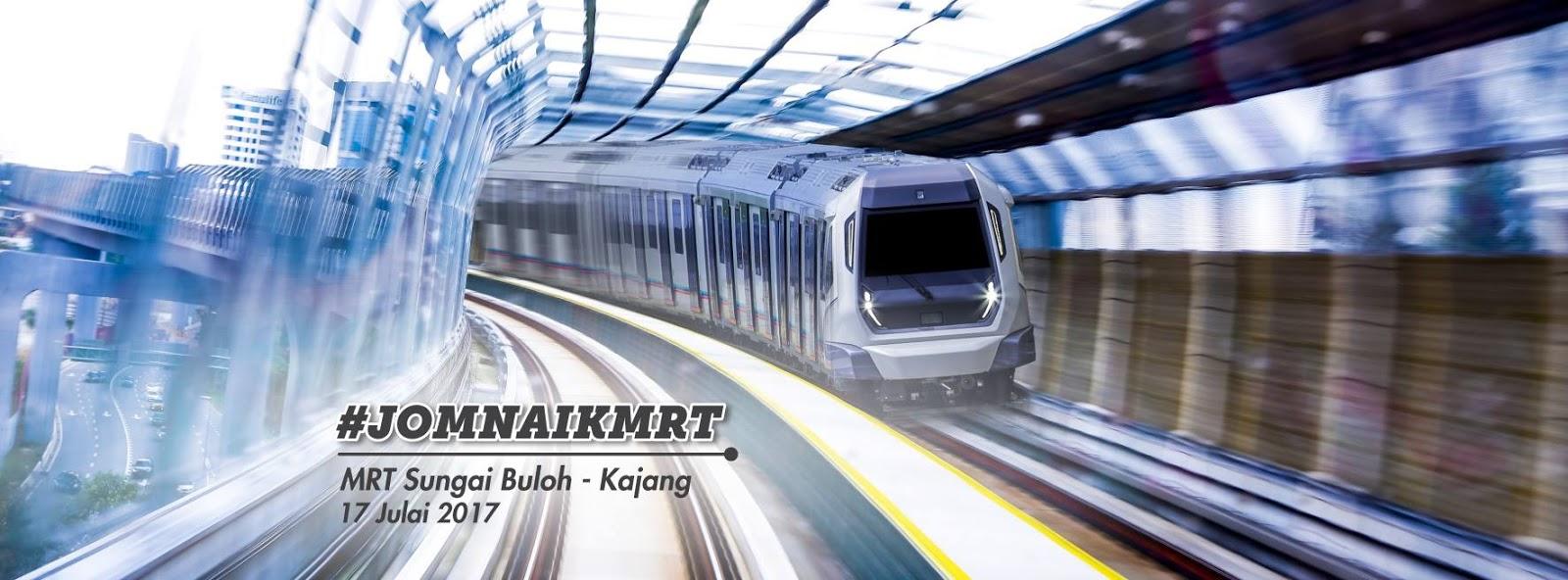 MRT Sungai Buloh - Kajang (SBK) Line #JomNaikMRT
