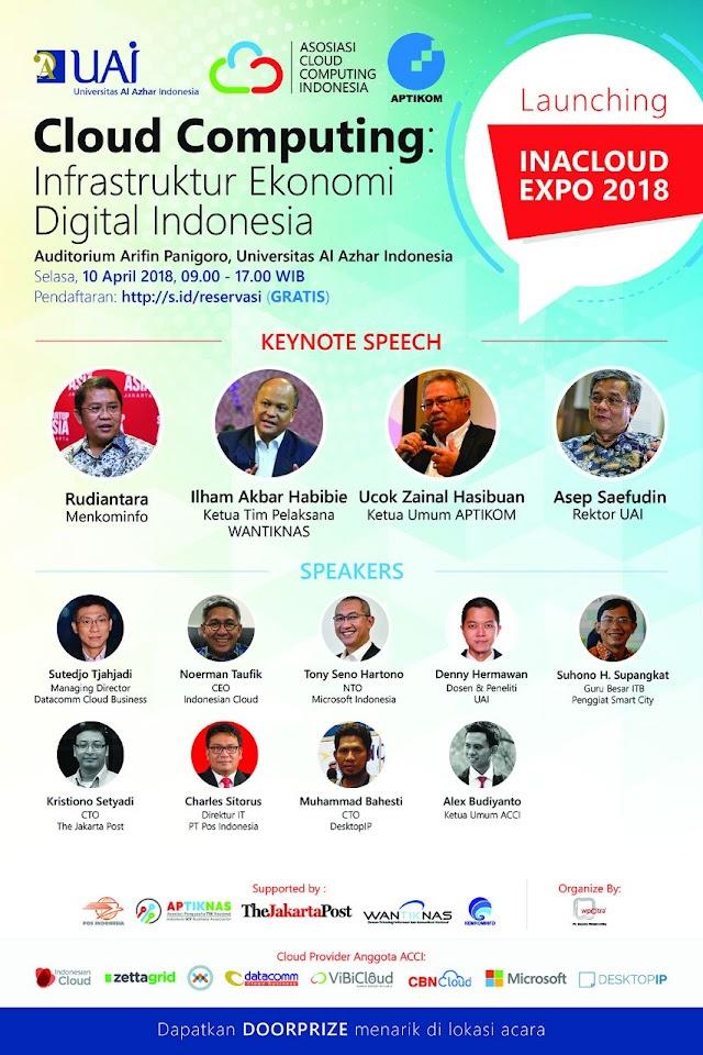 Cloud Computing Infrastruktur Ekonomi Digital Indonesia