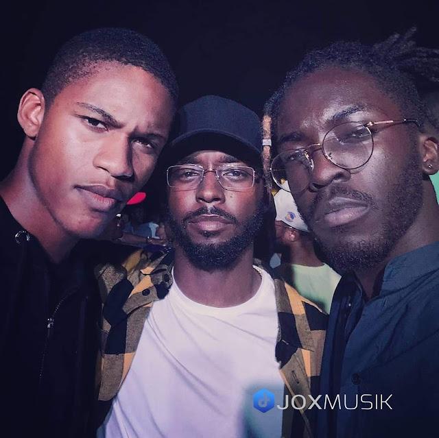 Xuxu Bower e Uami Ndongadas juntos em nova musica