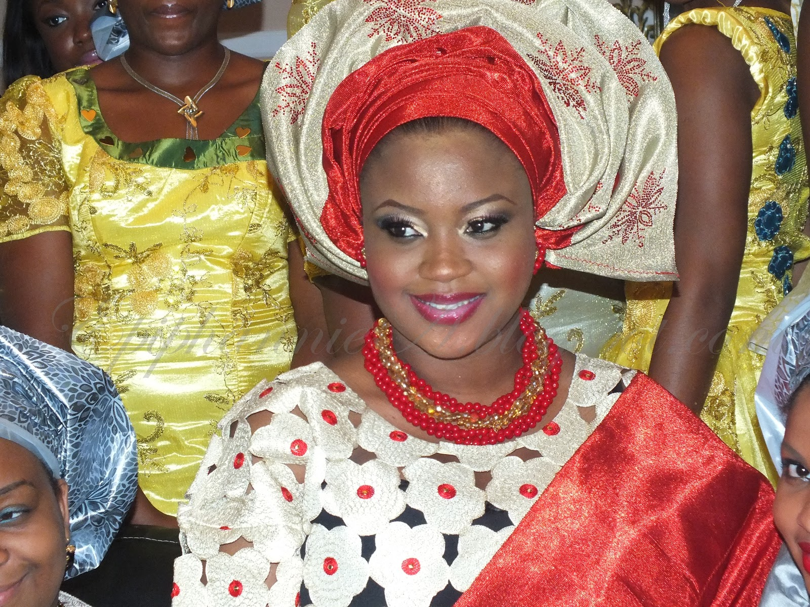 The Bride Is From Nigeria 42
