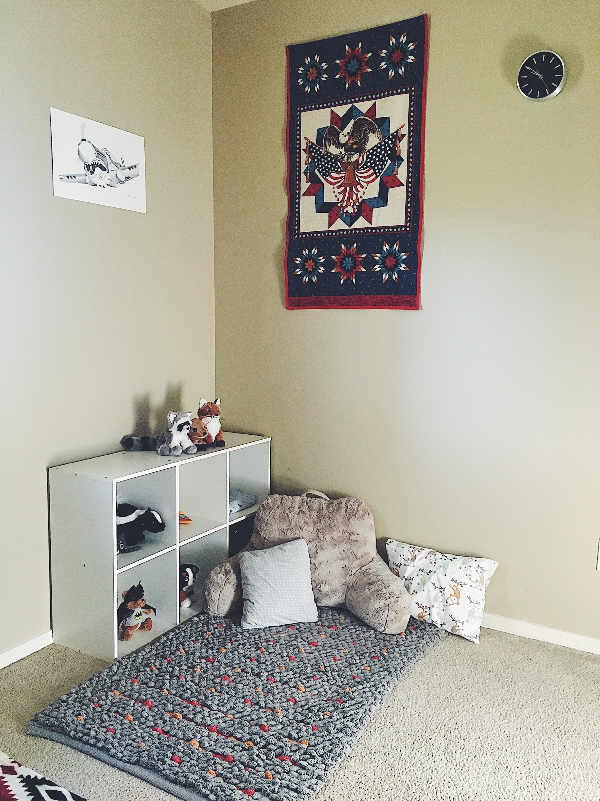 montessori floorbed our baby 39 s sleep arrangement the. Black Bedroom Furniture Sets. Home Design Ideas