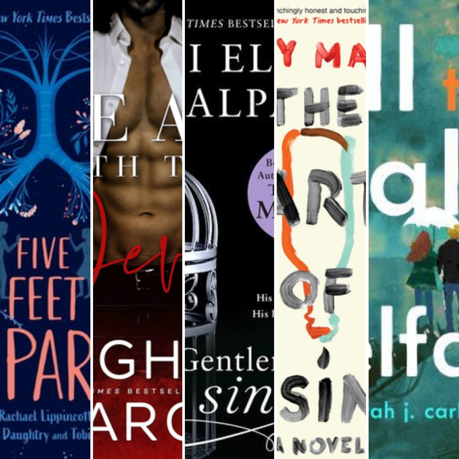 Top Ten 2019 Releases I'm looking forward to - Reading Away