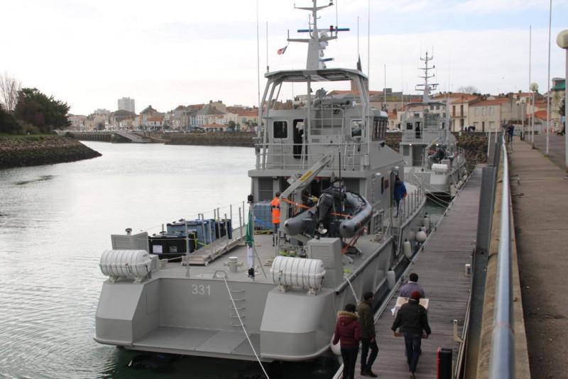 МВС придбає французькі катери для прикордонників
