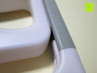Griff: Camry Digitaler Hand-Kraftmesser / Dynamometer, zum Trainieren der Hände, 90 kg / 200 lb