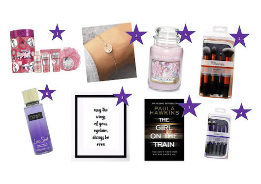 BLOGMAS DAY 5 GIFT GUIDE FOR HER (AFFORDABLE UNDER £20)