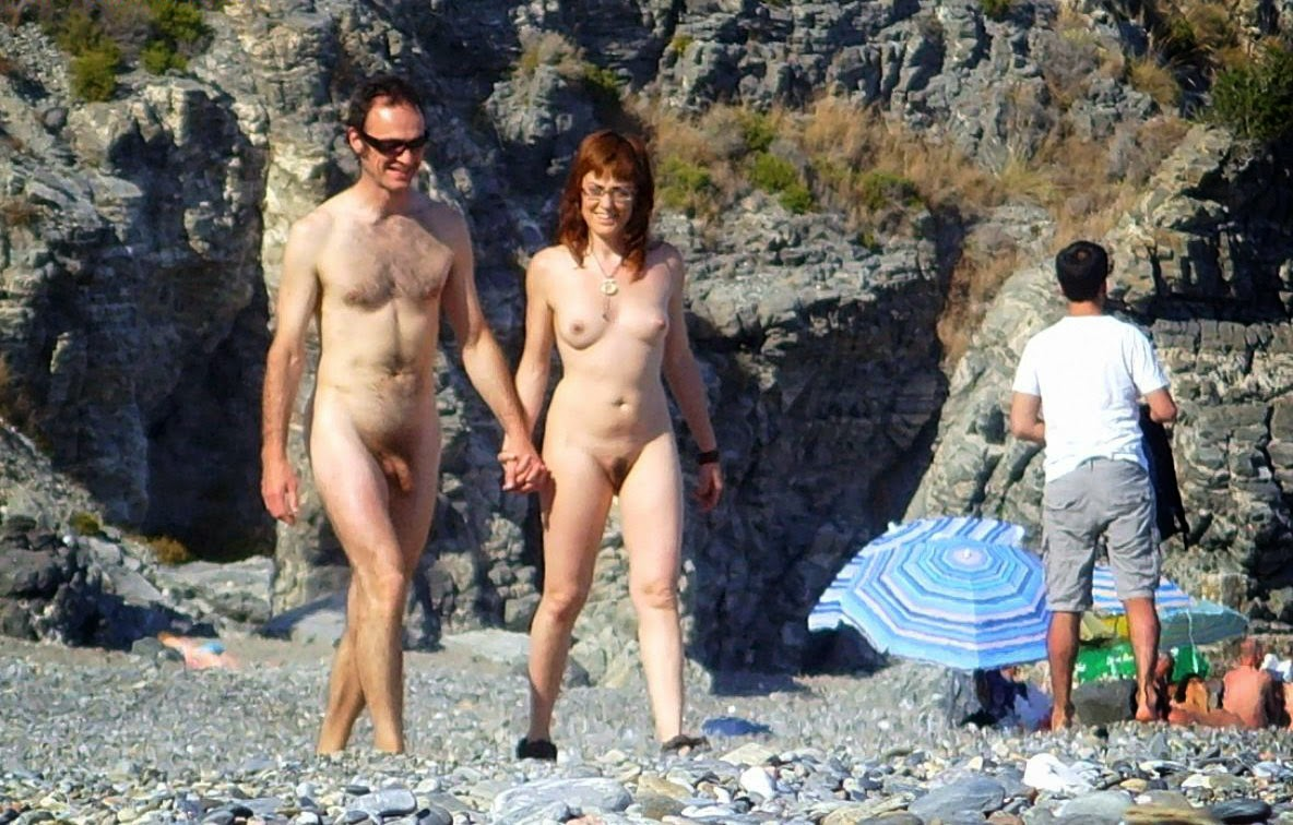 You Nude beaches of spain