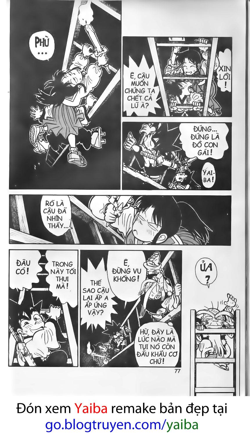 Yaiba chap 115 trang 4
