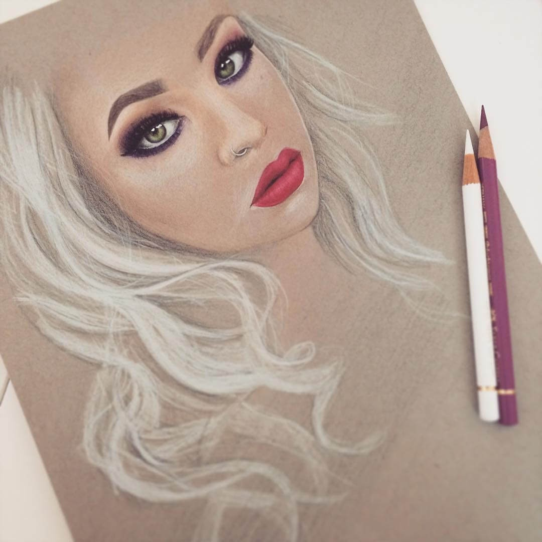 11-@hayleydollx-Jennifer-de-Boer-Pencil-Portraits-WIP-and-Complete-Drawings-www-designstack-co