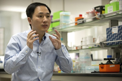 He Jiankui CRISPR