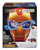 Toy Fair 2018 Hasbro Marvel Avengers Infinity War Hero Vision Iron Man AR Experience 001