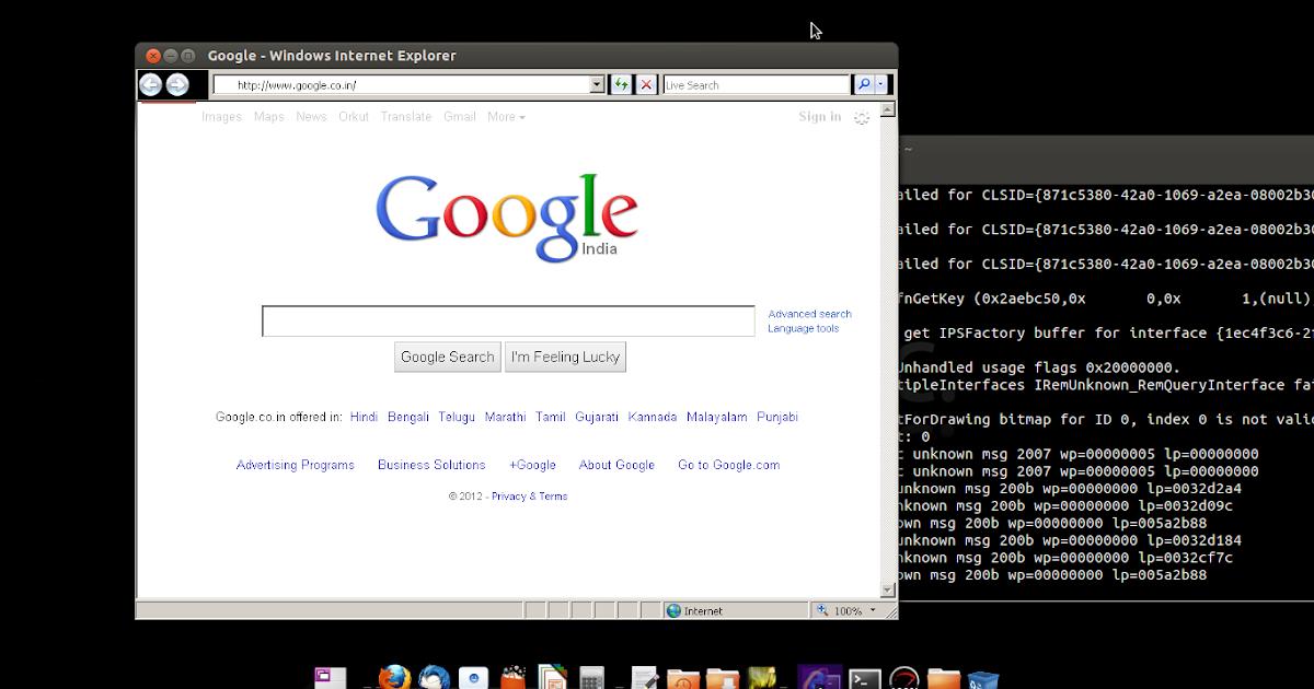 netwrkspider how to install internet explorer on ubuntu lts. Black Bedroom Furniture Sets. Home Design Ideas