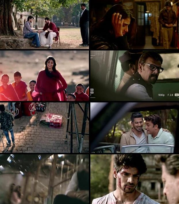Hero 2015 Hindi 720p DVDRip 999MB