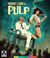 Pulp (1972) Blu-ray