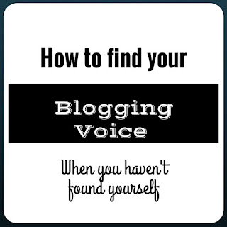 How to find your blogging voice when you haven't found yourself