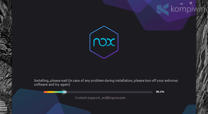 install noxplayer