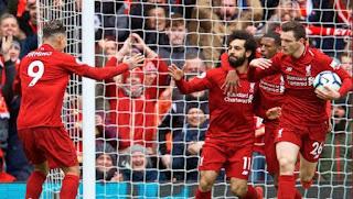 Liverpool vs Burnley 4-2 Highlights