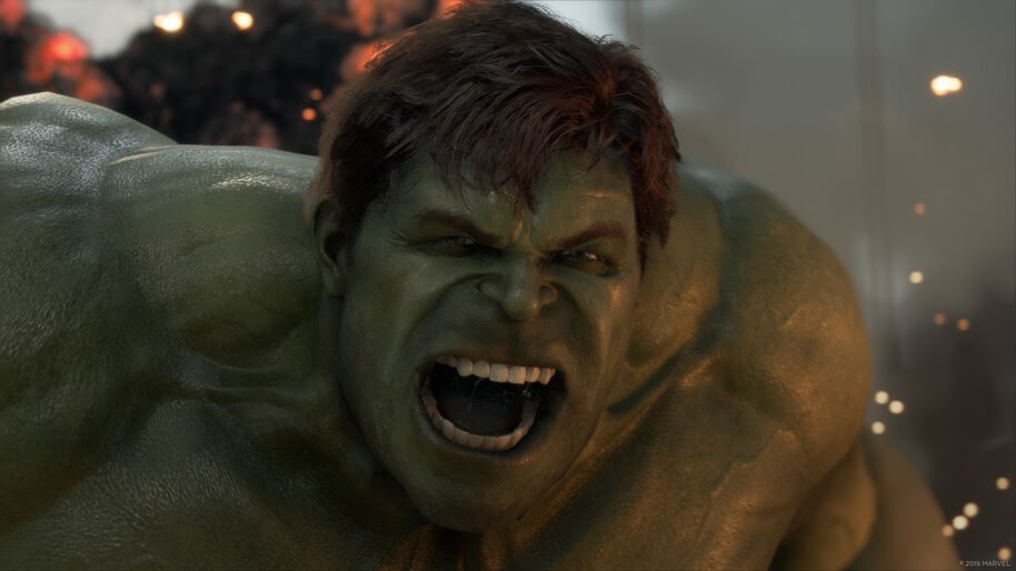 Marvel S Avengers Hulk 4k Wallpaper 3 776