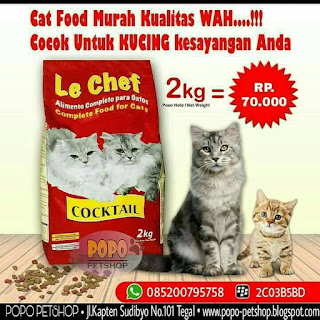catfood Le Chef