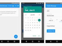 Cara Menjadwal Pengiriman SMS Pada Perangkat Android