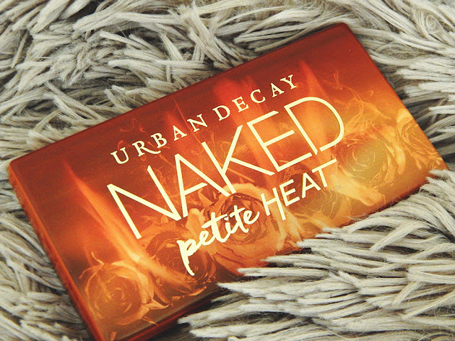 Urban Decay Naked Petite Heat Palette First Impressions