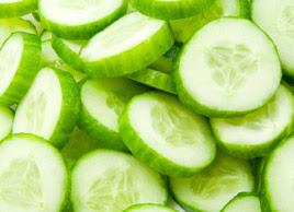 fast lose cucumber.