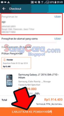 Cara Belanja di Lazada Pembayaran via Transfer ATM Bank