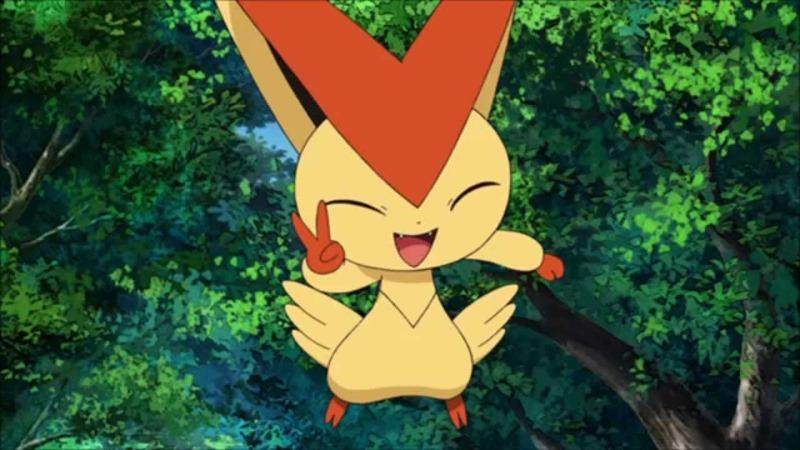 Anunciada Distribuição de Victini no Japão - Pokémon Blast News