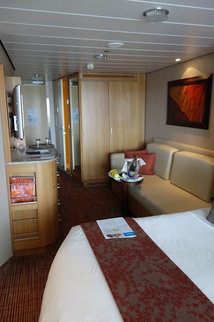 hytti 1401 Celebrity Cruises Solstice