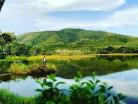 Keindahaan Alam Yang Tersembunyi di Danau Sari Embun