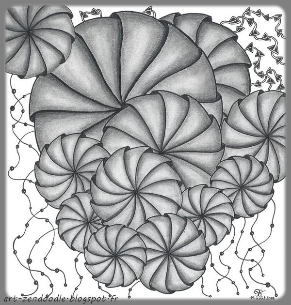zendoodle coloriage zen helix