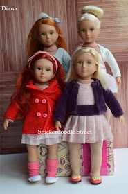 LORI by OG Mini Doll Line