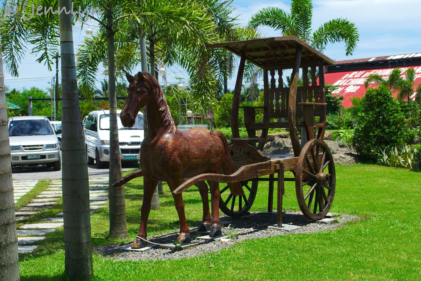 Destination Philippines The Park And The Farm At May S