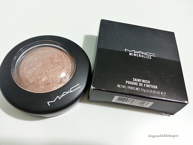 mac mineralize skinfinish aydinlatici